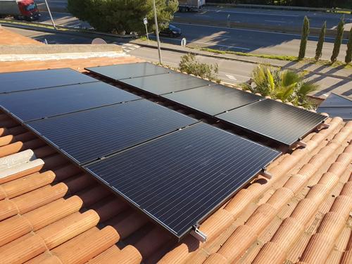 Vente et Installation de panneaux photovoltaïques