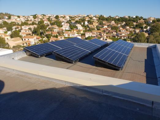 SOLARIUS, panneaux photovoltaïque et chauffage